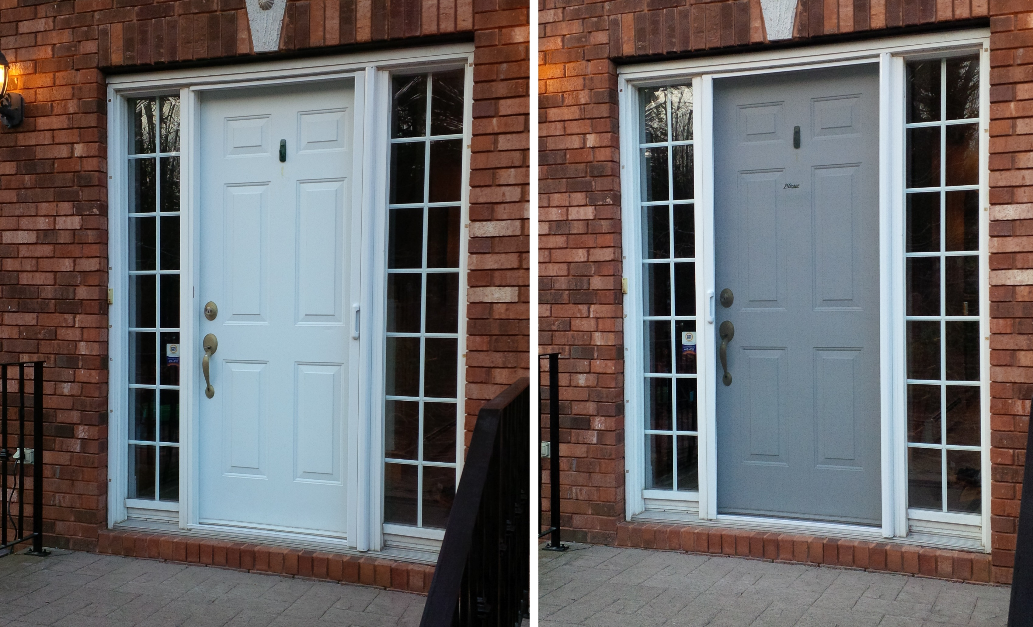 Retractable screen doors scotia screens for What is the best retractable screen door